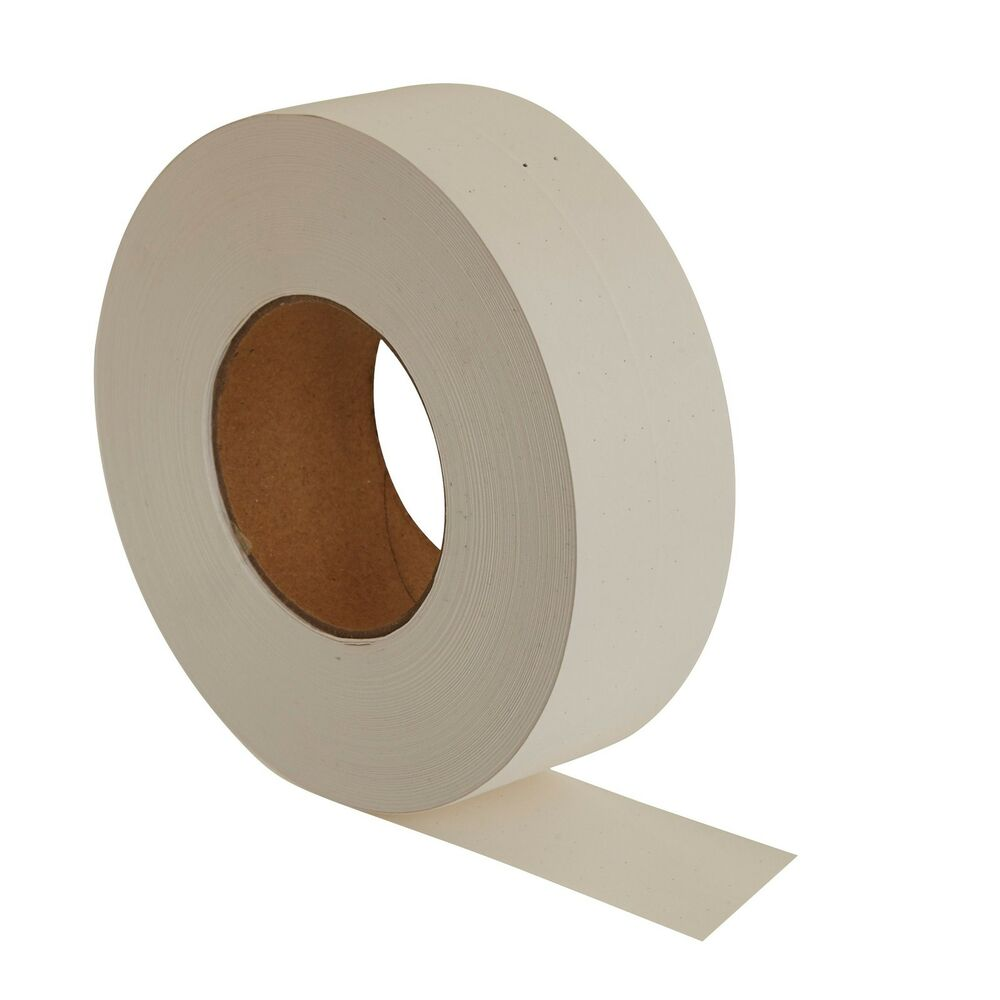 Drywall Paper Tape Ultratape Drywall Joint Paper Tape Gyproc Plasterboard 50mm X 150m 5027785809715 Ebay