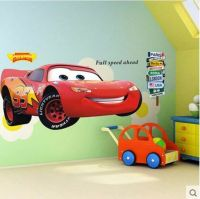 Lightning Mcqueen Wall Decals | www.imgkid.com - The Image ...