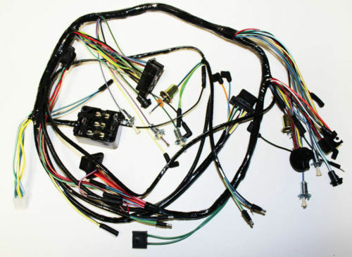 67 ford wiring harness
