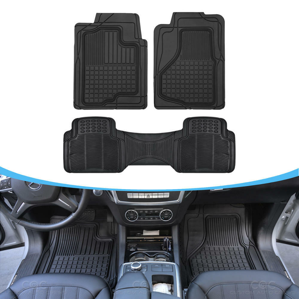 Auto Floor Mats For Suv Car All Weather Hd 3d Rubber