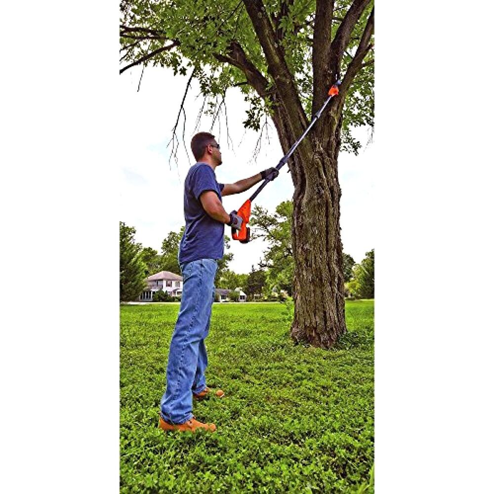 Tree Cutter Long Pole Saw Cordless Electric Tree Cutter Limb Branch Pruner Trimmer Extension 691041302347 Ebay