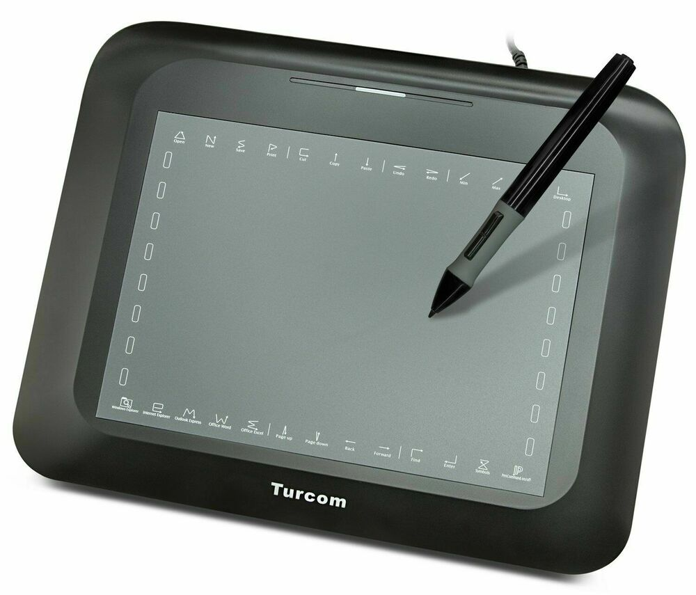 Design Tablett Turcom Ts-6608 Graphic Tablet Drawing Tablets And Pen