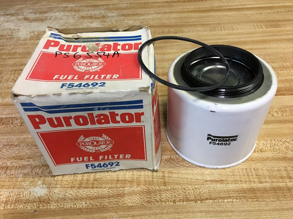 PUROLATOR F54692 (Fram PS6554A, Wix 33217) Fuel Filter for Ford