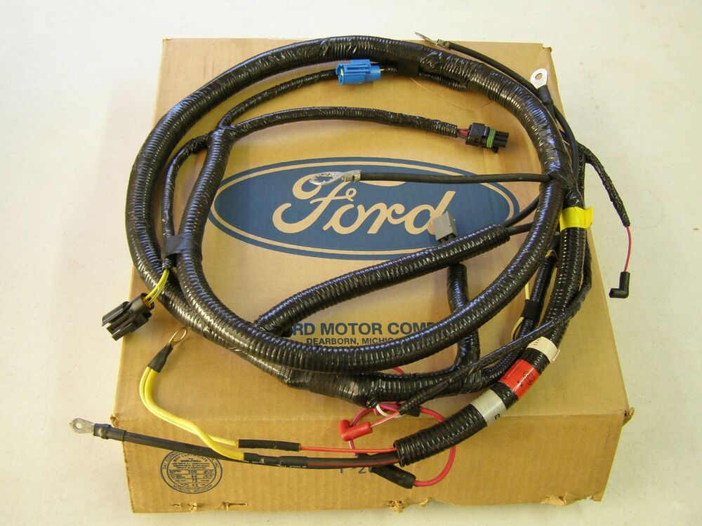 ford oem wiring harness