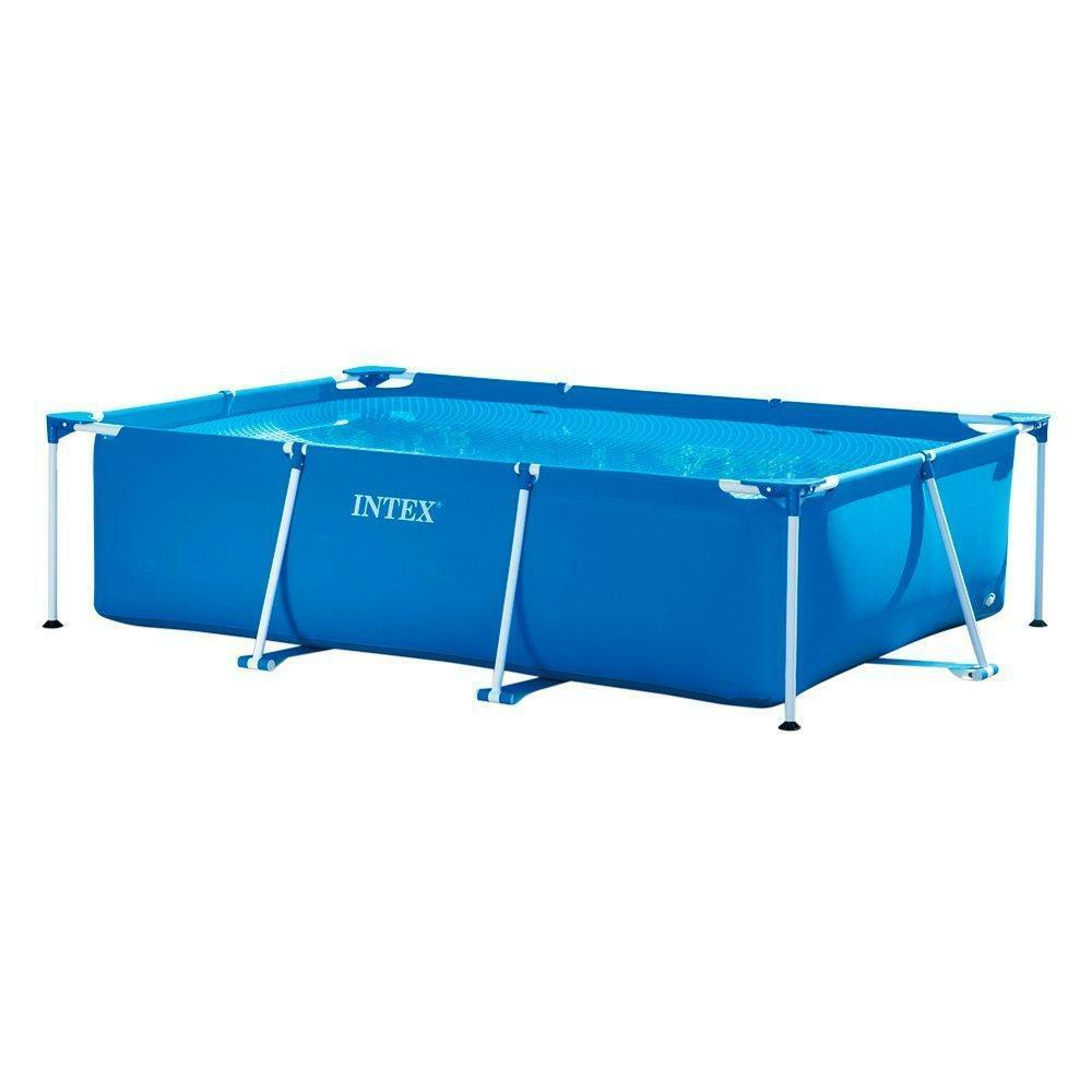 Pool Reinigungsset Amazon Intex Swimming Pool Schwimmbecken Familie Schwimmbad Kinder Blau 300 X 200 75 Cm Ebay