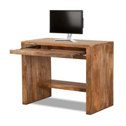 Small Crop Of Solid Wood Desk