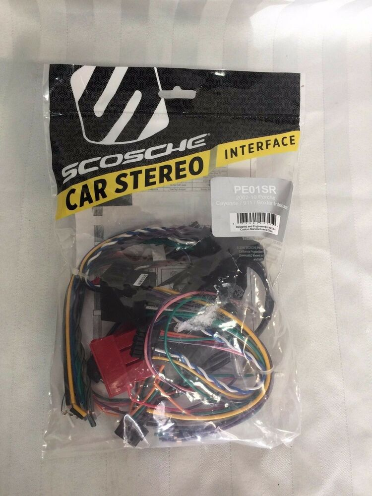 Scosche PE01SR Performance Factory Stereo Replacement Interface