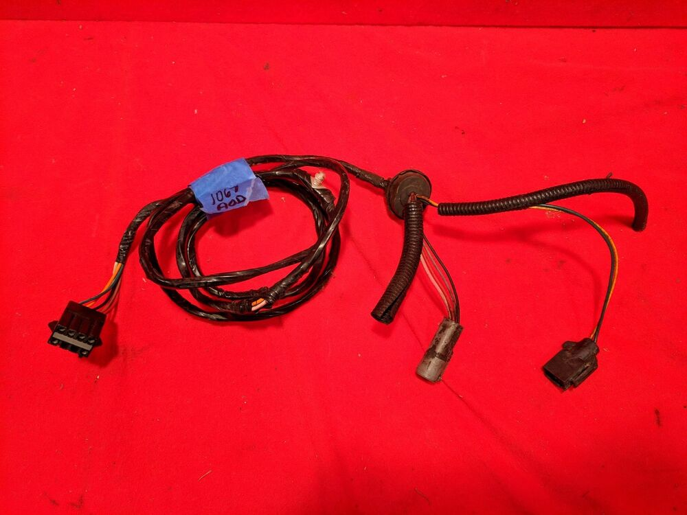 87-93 Ford Fox Body Mustang AOD Automatic Transmission Harness 50L