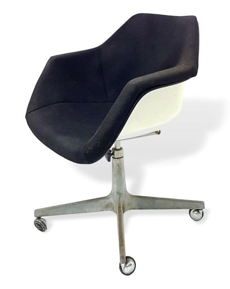 Charles Eames Chair Armchair Shell Design Charles Eames For Herman Miller 50 Years Vintage Ebay