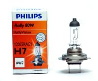 1pc Philips Headlighting Lamp Automotive Lighting Rally H7 ...