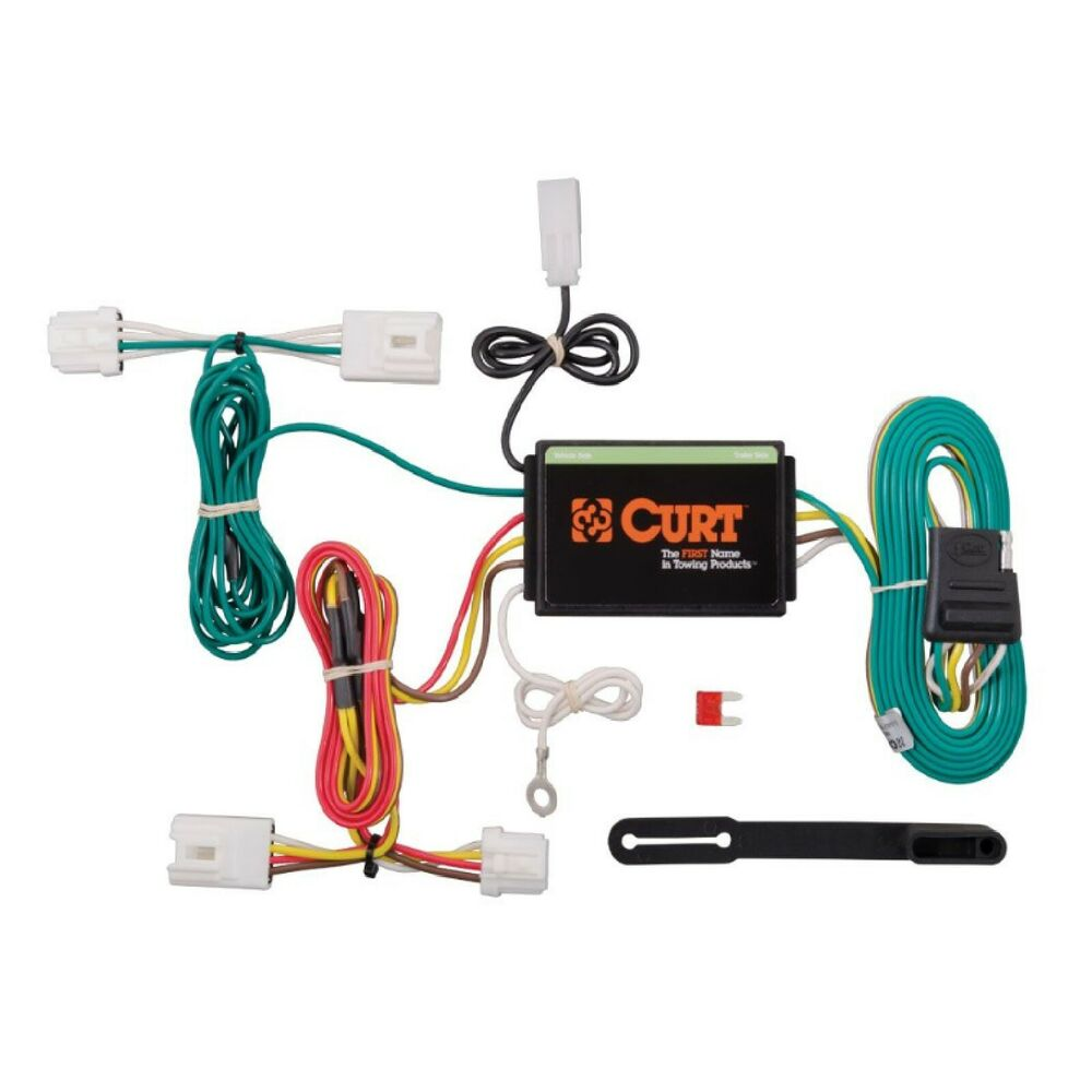 Curt Trailer Hitch Custom Wiring Harness Connector 55571 for Nissan