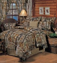 Realtree AP All Purpose Camo Bedding Comforter Set
