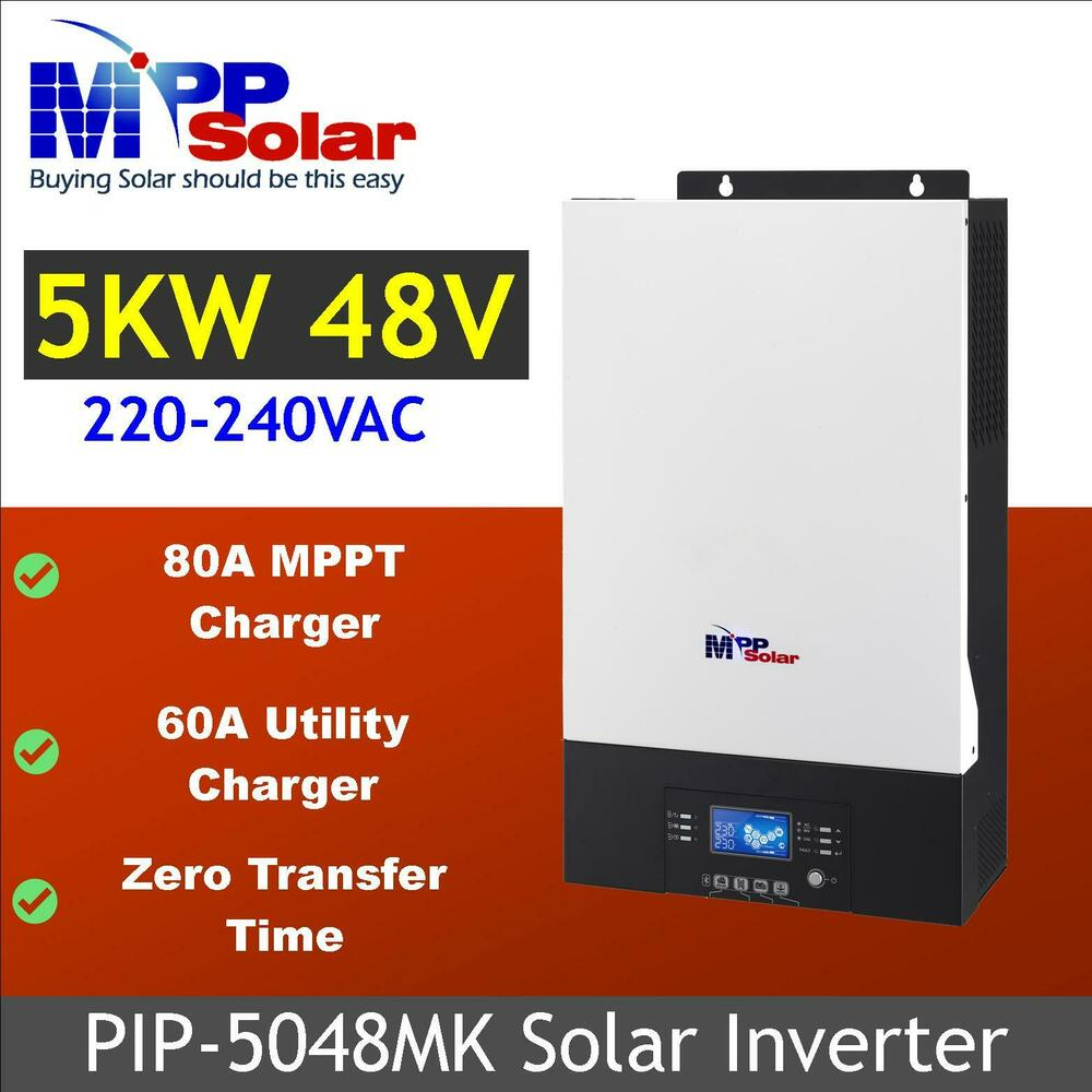 Hot Sell Solar Inverter 3kva 2400w Off Grid 24v Auto Charge Controller Pwm Manufacturersupplier China 5kva 5000w 48v Mppt Charger 80a 60a