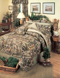 Realtree Max-4 Camo Comforter Set ~ 5 Sizes ~ Camouflage ...