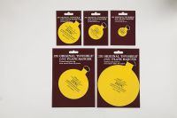 SELF ADHESIVE PLATE HANGER DISCS 5 SIZES TO CHOOSE FROM   eBay