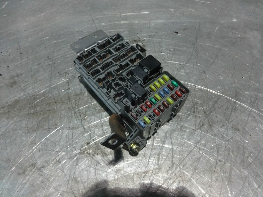 fuse box honda civic type r