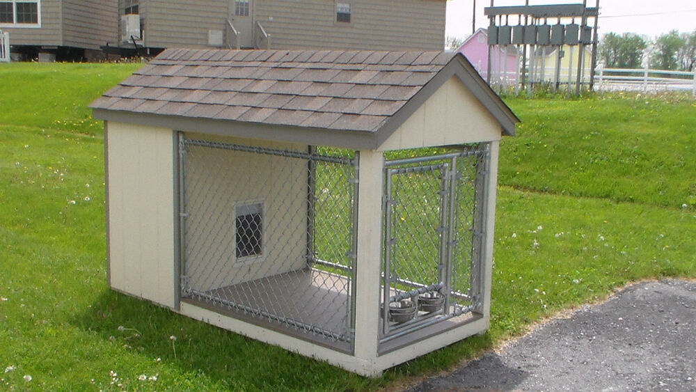 K9 Pet Carrier Large Extra Large 8 39; X 4 39; Dog Kennel Dog House With Fenced In