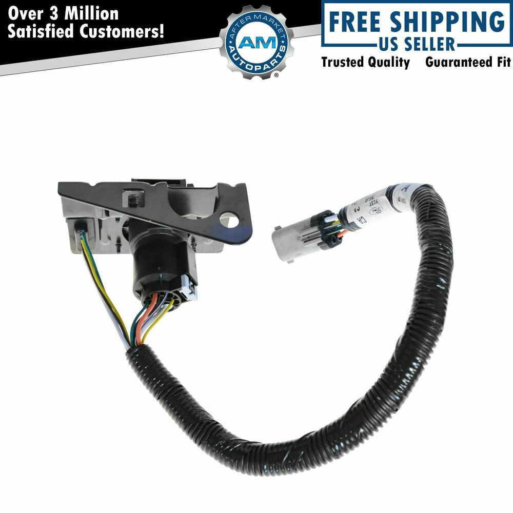 ford f 350 trailer plug wiring harness