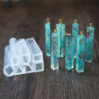 Silicone Molds DIY Pendant Resin Accessories Pendant ...