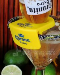8 CORONITA RITA Bottle Holder Clips. Corona in your ...