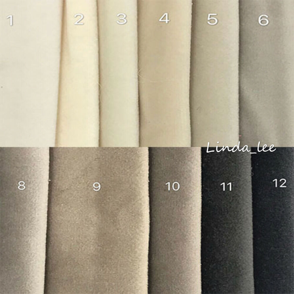 Sofa Fabric Samples Velvet Fabric Samples Fabric Swatches For Custom Made Sofa Cover Or Chair Cover Ebay