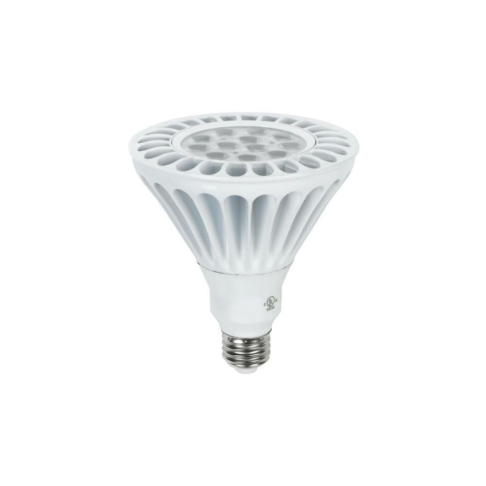 Dimmbare Led Spots Duracell Brand 85w Equivalent Cool White Par38 Dimmable Led Spot Light Bulb 840623100332 Ebay