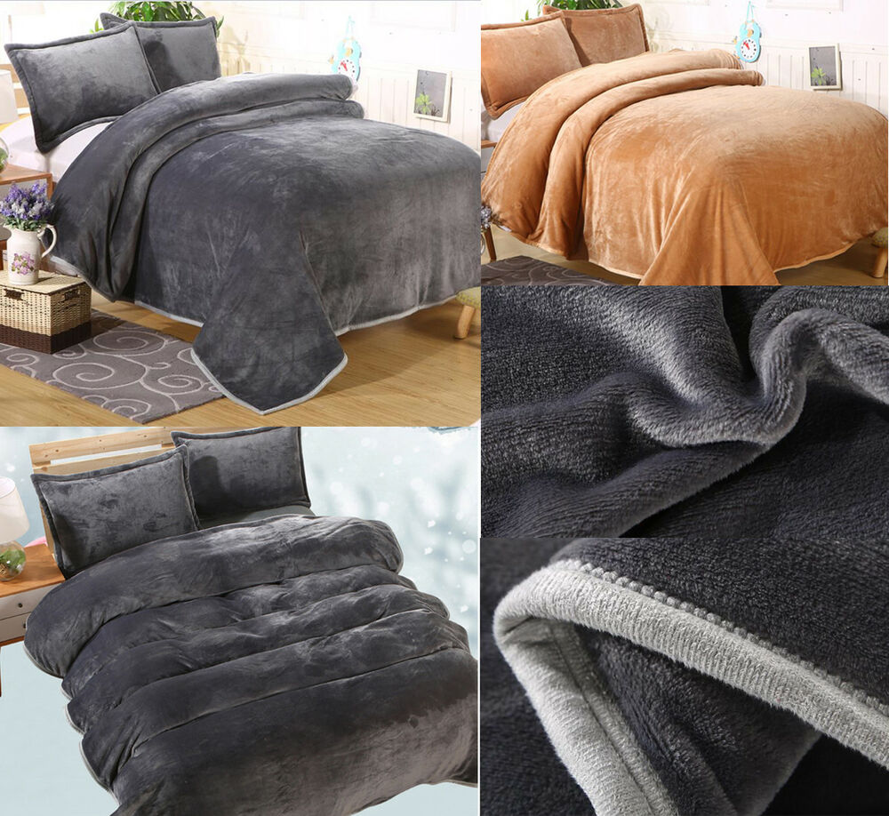 King Size Bed Throws Queen King Size Comfort Classics Soft Velvet Flannel Micro Plush
