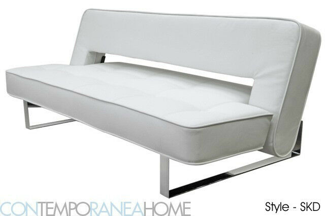Modern Futon Contemporary Futon - Sofa Sleeper - Modern Full Size Bed
