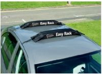 EASY FIT roof rack system soft cushion roof bars strap on ...