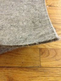 SUPREME 32(TM) 100% Recycled Felt Area Rug Pad for ...