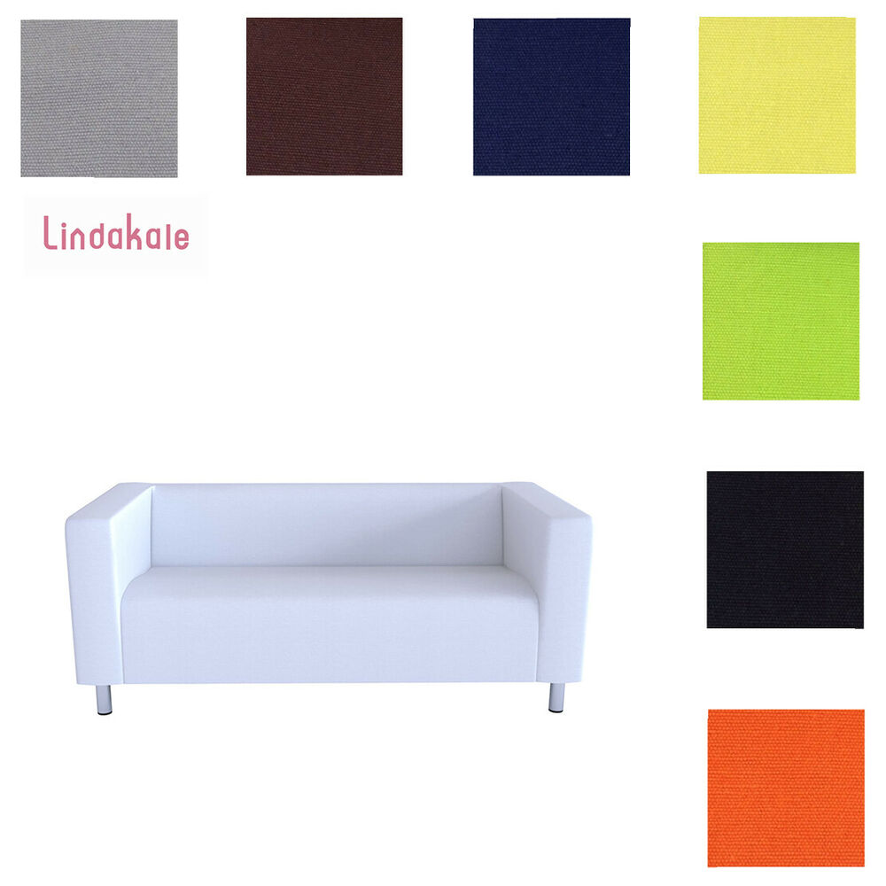 2 Seater Ikea Sofa Cover Customize Sofa Cover Fits 2 Seater Klippan Sofa Two Seat Klippan Slipcover Ebay