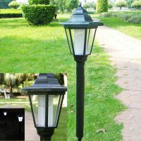 Outdoor Garden LED Solar Powered Light Path Yard Landscape ...