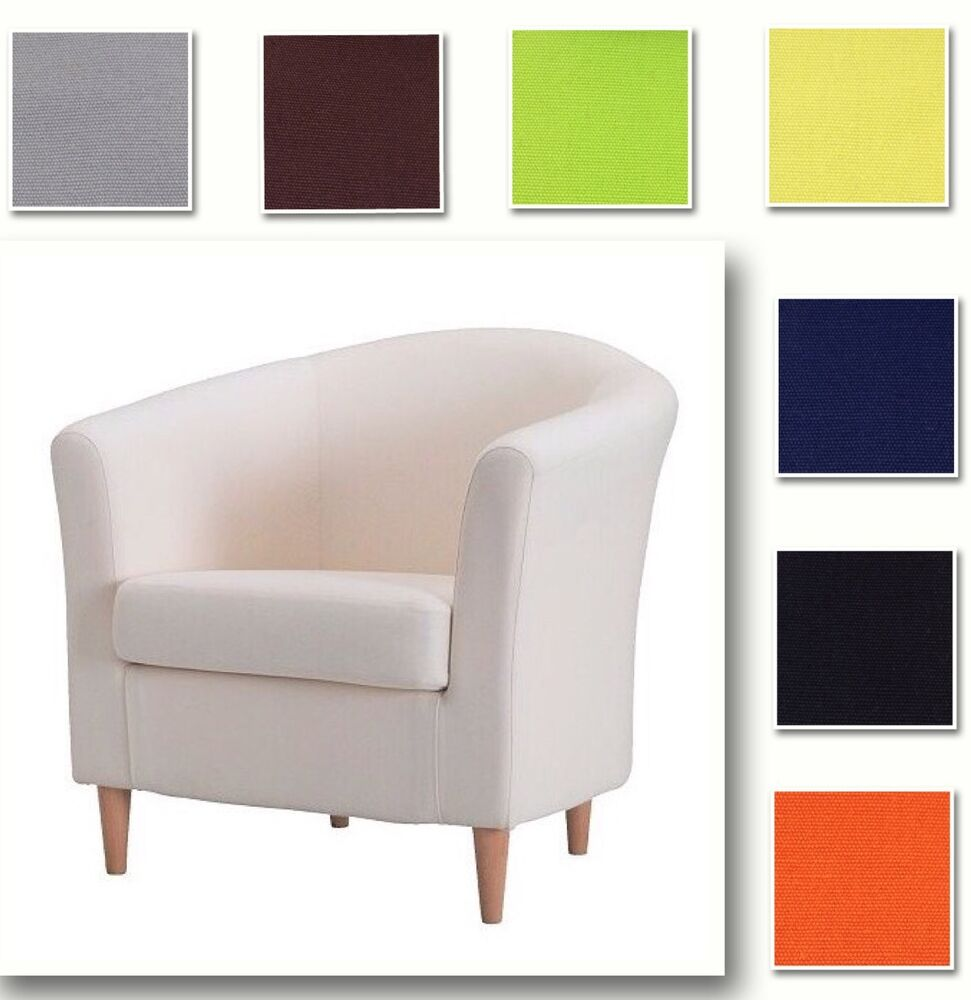 Ikea Tullsta Custom Made Cover Fits Ikea Ektorp Tullsta Chair, Replace