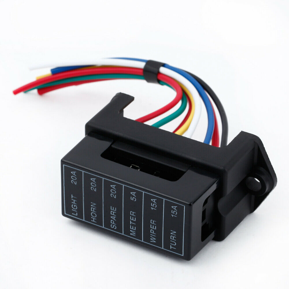 automotive fuse junction box