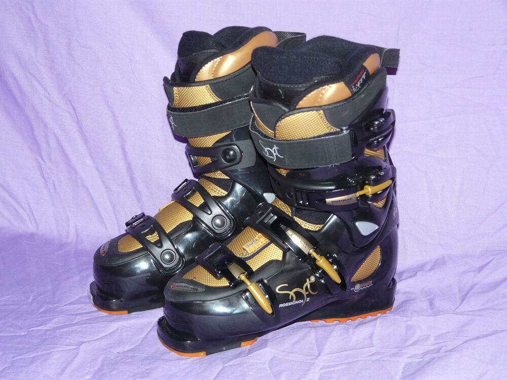 Rossignol Soft 2 Cockpit Women39s Alpine Downhill Ski Boots
