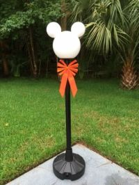 Mickey Lamp Post. Mickey Mouse Lamp Post EBay. Mouseplanet ...
