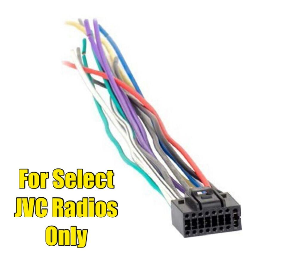 Jvc S38 Wiring Harness Diagram Data Stereo Colors Explained Color Codes