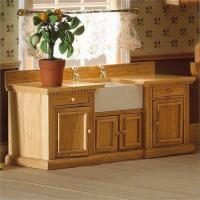 Smallbone sink unit with Belfast sink 1:12 Scale for Dolls ...