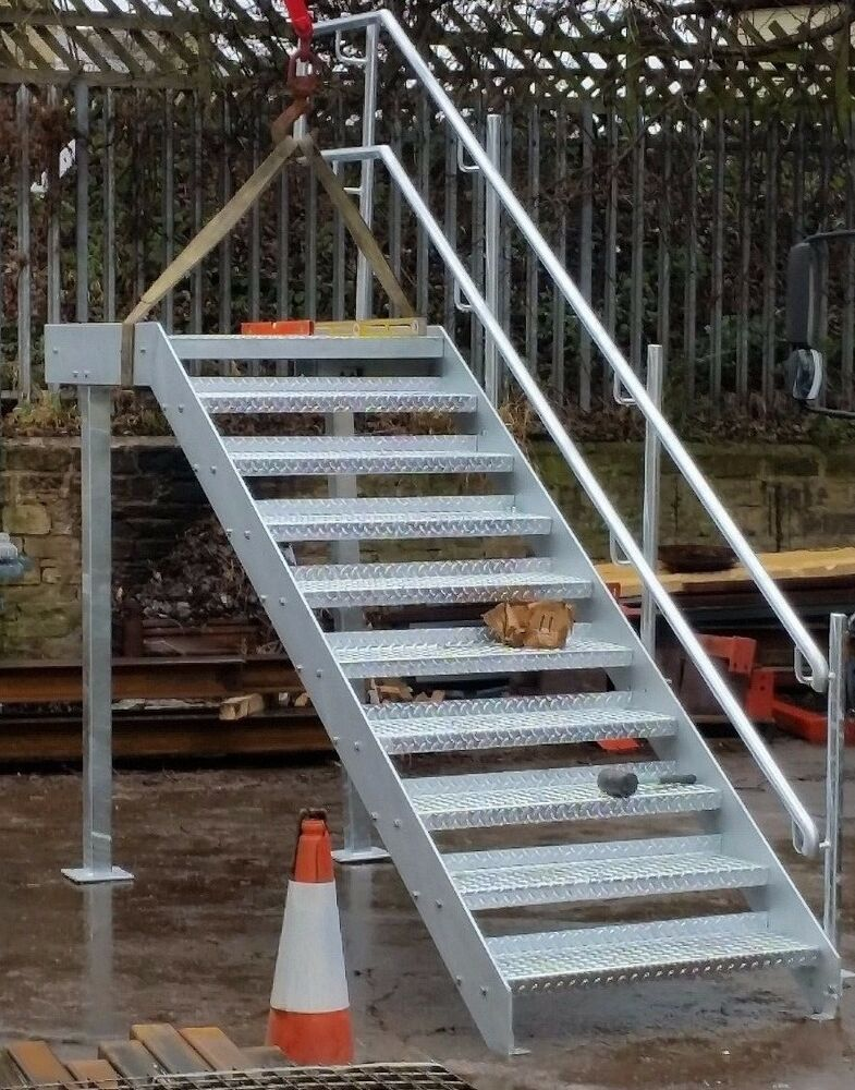 Steel Staircase Metal Staircase Metal Fire Escape All