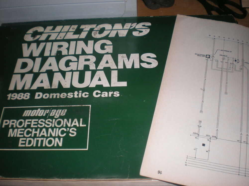 1988 PLYMOUTH CARAVELLE DODGE 600 WIRING DIAGRAMS SCHEMATICS MANUAL