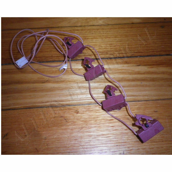 Chef, Westinghouse Gas Cooktop Ignition Switch Harness - Part