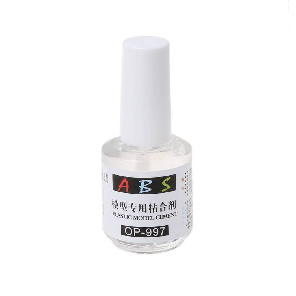 Abs Glue 1pc 20ml Abs Plastic Model Cement Special Glue Acrylic Plexiglass Fast Adhesive Ebay