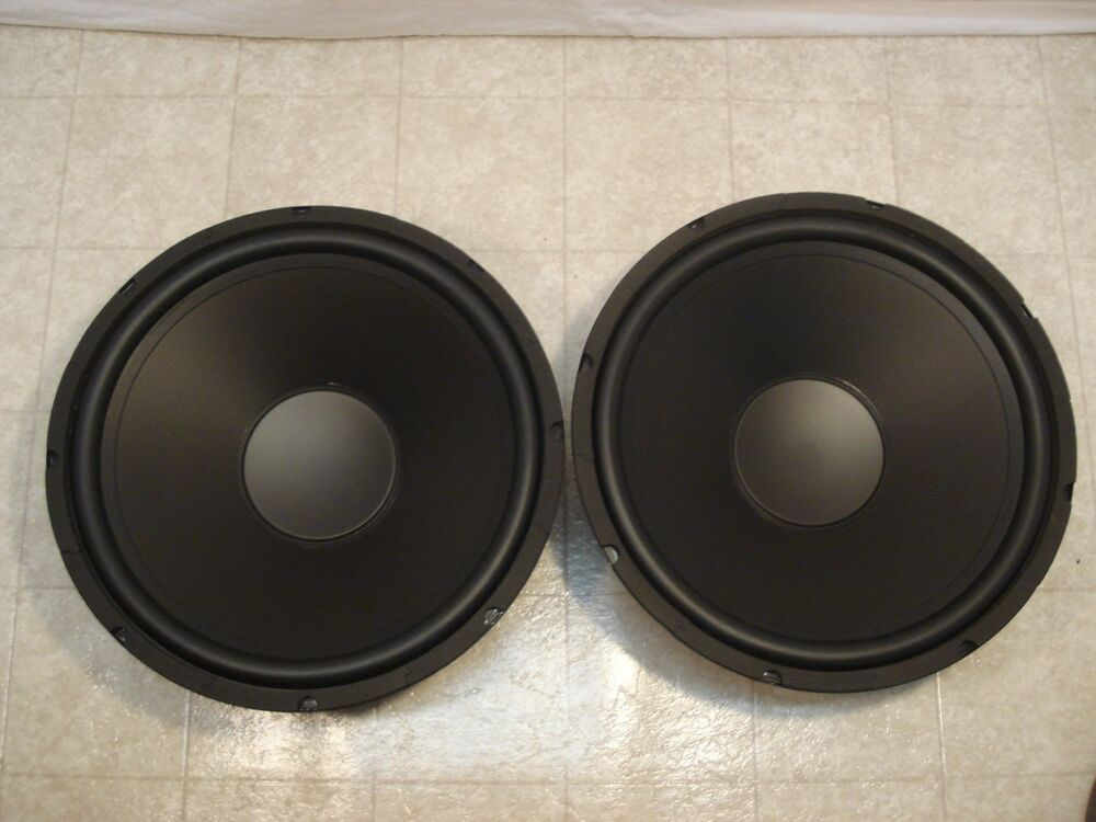 "Sub Speaker 8 Ohm New 15"" Subwoofers Replacement Speakers.8 Ohm.woofers.pair"