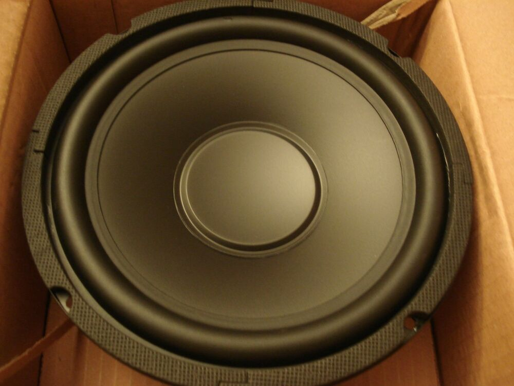 "Sub Speaker 8 Ohm New 8"" Replacement Woofer Speaker.4 Ohm.200watt Subwoofer"