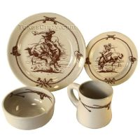 16 piece Casual Western Dinnerware Set | eBay