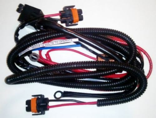 Ford Fusion Fog Light Wiring Harness 2011, 2012, 2013 and 2014 eBay