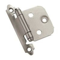 Ez-Flo 57010 Cabinet Door Hinge Flush Mount Satin Nickel ...
