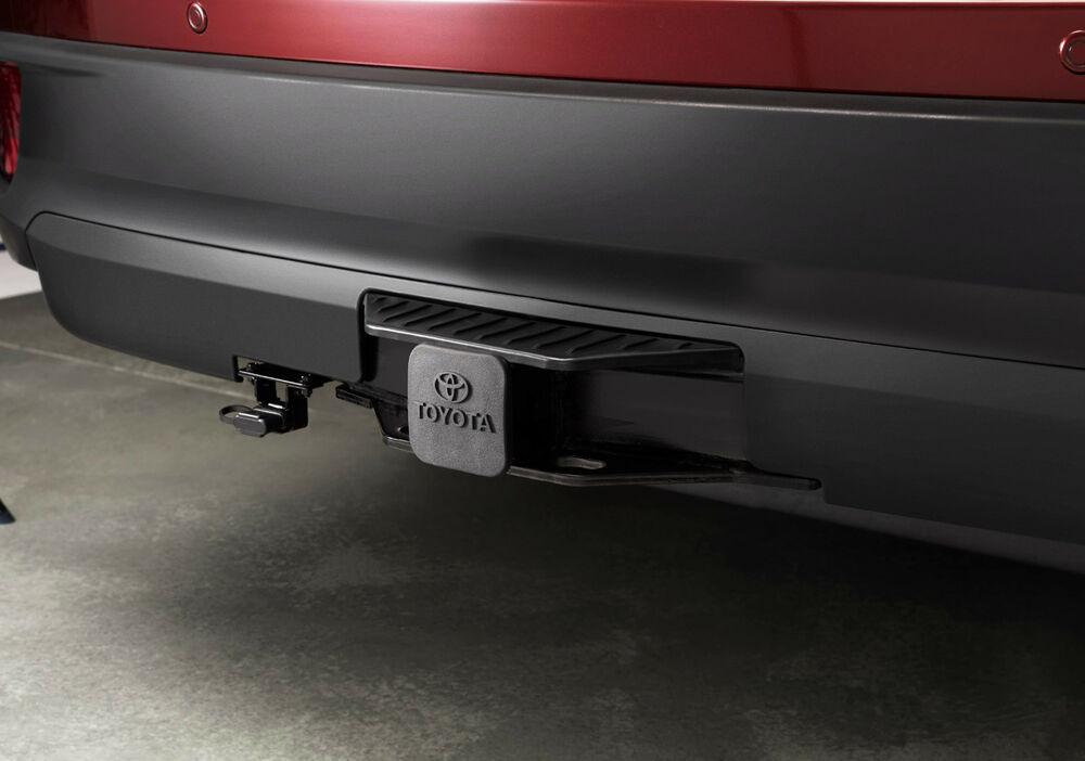 Genuine Toyota Tow Hitch Receive for the 2014 Toyota Highlander-New, OEM  eBay