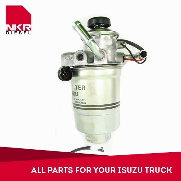 2005 Isuzu Npr Fuel Filter - wiring diagrams image free - gmailinet