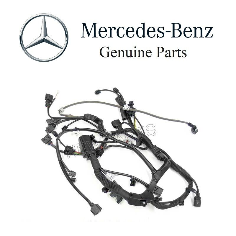 mercedes w203 wiring harness